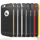 New Hybrid Hard Ultra Thin Case Cover Skin For Apple iPhone & Screen Protector