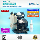 Rijing JLM Automatic Self-priming Hot&Cold Water Pressure Pump with Flow Control