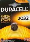 1 - 10 Duracell Knopfzellen DL2032 CR2032 in Blister MHD 2024