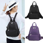 Women's Water Resistant Nylon Small Backpack Rucksack Cute Bag Purse Daypack