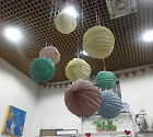 "Miss Etoile ""Vintage Dotty"" Paper Lanterns for Home Party Wedding Decoration."