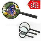 handheld magnifying glass - Handheld Magnifier Magnifying Glass Loupe Reading Jewelry Three Size Available