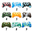 1PC Silicone Protective Skin Case Cover For Sony PlayStation  PS3 Controller CA