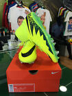 NIKE SCARPE SHOES CALCIO HYPERVENOM DF FIT CHIODATE SG PHATAL CALZA GIALLE 2016
