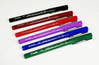 1pc Marvy Calligraphy Marker Writting Color Pen 2mm/3.5mm/5mm 6 Colors Choise