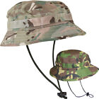 15 x NEW British Military Army Jungle Special Forces Small Brim Bush Hat Cap