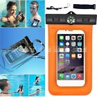 Phone Mobile Waterproof Pouch Universal Case Cover Bag For Samsung Galaxy Apple