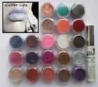 Cosmetic Glitter 5ml pots for GLITTER LIPS easy to apply with our LIPBOND