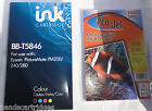 Non OEM Compatible BB Cartridge Pcituremate 240/280 + 100 Sheets 6x4 Gloss Paper
