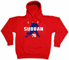 "PK Subban Montreal Canadiens ""Air Subban"" jersey SWEATSHIRT HOODIE $23.99 USD on eBay"