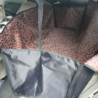 Pet Dog Cat Car Seat Pet Cover Rear Back Seat Protector Waterproof Hammock