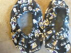 BALTIMORE RAVENS PRINT BOWLING SHOE COVERS-MED, LG - XL