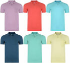 MENS POLO T SHIRT TOP EX UK STORE 6 COLOURS XS-XXL BRAND NEW