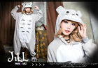 lolita love apartment cosplay My neighbour totoro parka sleepwear J2O3012
