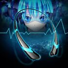 Volcaloid Sport bluetooth wireless stereo Kopfhörer headset Cosplay Amine Manga