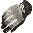 Fly Racing F 16 Glove Black/Gray ( Pick Your Size )