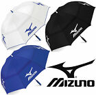 """NEW 2016"" MIZUNO TOUR AUTHENTIC 68"" DOUBLE CANOPY GOLF UMBRELLA / BROLLEY"