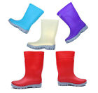 Women's Rain Boots Wading Galoshes Comfortable Mid-calf Rain Boots High Quality