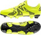 Adidas X15.3 FG/AG Jr. Leather solar yellow/solar yellow/core black