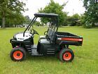 2011 BOBCAT 3400 4x4 MADE BY POLARIS RANGER UTV NO RESERVE