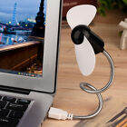 Portable Flexible USB Mini Cooler Cooling Fan For PC Laptop Notebook Desktop Hot