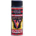 Heat Resistant Spray Paint x 3 - Vitcas - 5 Colours Available
