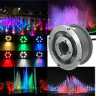 6W IP68 RGB Lamp 12V Colorful 6LED Spot Light For Fountain Pool Lake Underwater
