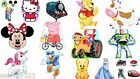 22 X Mixed CHARACTERS HELIUM FOIL BALLOONS SUPERSHAPES STREET TREATS