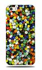 BEADS BUTTON WALLPAPER HARD CASE COVER FOR APPLE iPHONE 5 / 5S