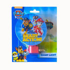 Night Light Plug-in Rotary Shade Paw Patrol Rocky Chase Ryder Skye Girl Boy NEW