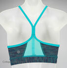NEW LULULEMON Flow Y IV Bra 6 Wee Are From Space Blue Tropics inserts FREE SHIP