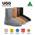 UGG Boots Short Classic, 100% Australian Made Premium Sheepskin, NonSlip&Durable