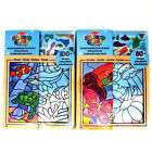 Peel + Press Stickers Stained Glass Style Picture Ocean Garden Melissa and Doug