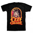 Ozzy Osbourne: Vintage Speak of the Devil T-Shirt  Free Shipping