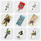 Overwatch Anime Game iPhone 4s 5 5s 5c 6 6s Plus Case Silicone TPU Free Shipping