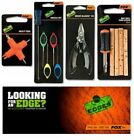 FOX EDGES BAITING TOOLS - DRILL - NEEDLES - TENSION BAR - SCISSORS CARP FISHING