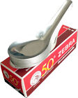 Zebra Stainless Steel Chinese Spoon Thai Asian Soup Rice Cutlery Kitchen