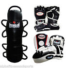 Morgan Cardio Cage Bag MMA Gloves Focus Pads Ground Pound Boxing Filled ANBF APP