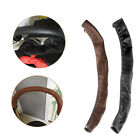 Baby Pushchair Pram Stroller Grip Handle Artificial PU Leather Sleeve Case Cover