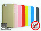 New Quality Anti-Fingerprint Dust Proof Hard Cover Case For Apple iPhone 6 4.7 B