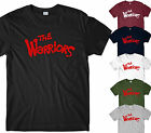 THE WARRIORS  NEW T SHIRT  VINTAGE  MOVIE