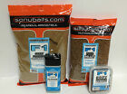 SONUBAITS F1 COLLECTION INCLUDES GROUNDBAIT LIQUID FEED PELLETS HOOKERS