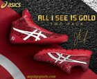 "ASICS ""All I See Is Gold"" JB Elite Wrestling and Training..."