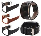 Genuine Leather Smart Watch Band Wrist Strap & Holder For Samsung Gear S SM-R750