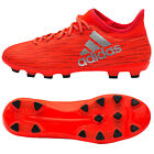 adidas 2016 X 16.3 HG Soccer Cleats Football Shoes Red/Orange S79550