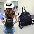 Sheepskin Leather Convertible Small Sling Backpack Ruchsack Chest Pack Purse Bag
