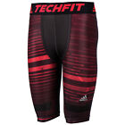 Adidas 2016 TECHFIT Climachill Fitted Compression Short Training Tight AY8368