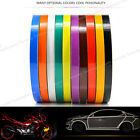 Внешний вид - 10 Color Car Reflective Safety Warning Conspicuity Tape Film Sticker Multicolor