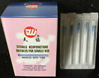 Acupuncture Needles With Tube 0.25mmx25mm