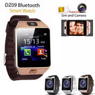 2016 NEW Universal DZ-09 HD Bluetooth Wrist Watch Card for IOS Hot LG HTC ZTE